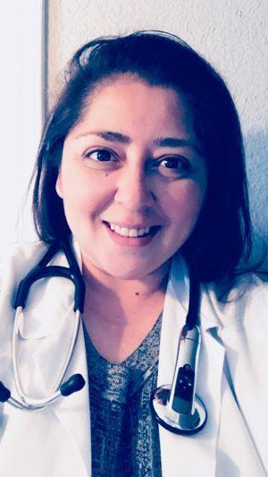 Maribel Gonzalez- CCRN, FNP-C, MSN